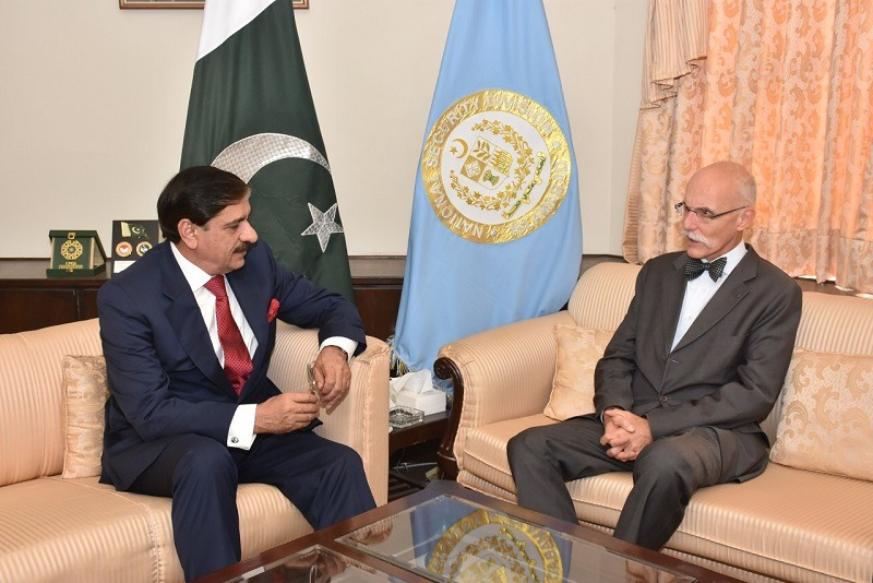 EU appreciates Pakistan's response to multiple challenges