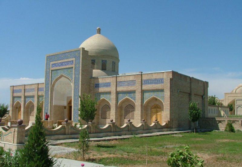 Journey to Mysticism goes through Uzbekistan
