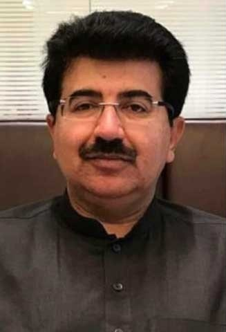 Sadiq Sanjrani elected as Chairman Senate