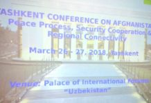 Tashkent Conference on Afghanistan opens a Gateway for Kabul to Central Asia