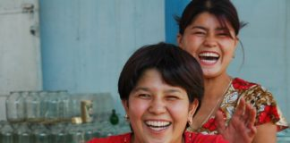 """Clinching 44th position in UN """"World Happiness Report"""", Uzbekistan has become happiest country among other Central Asian States."""