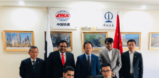 China's construction giant CCECC inks MoU with Empire Properties to build Gwadar's first luxury Golf Community, China Pak Golf Estates