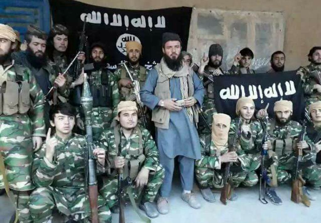 Top Islamic State commander in Afghanistan killed in airstrike