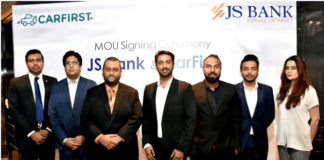 JS Bank, CarFirst join hands to provide first-of-its-kind vehicle trade-in program in Pakistan