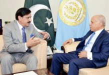 Nasser Janjua assures Pakistan's support to Morocco in all spheres