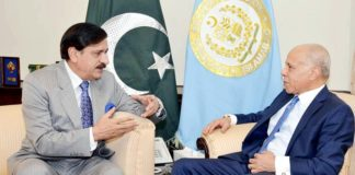 Nasser Janjua assures Pakistan's support to Morocco in all spheres