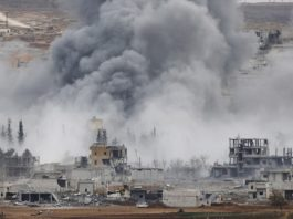 NATO allies asked to remain cautious due to expected US air strike on Syria