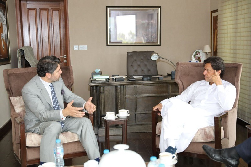 Imran Khan can play important role in improving Pak-Afghan ties: Afghan Deputy Foreign Minister