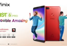 Infinix Joins Hands with Daraz.pk Exclusively for HOT 6 Pro Smartphone Pre-booking