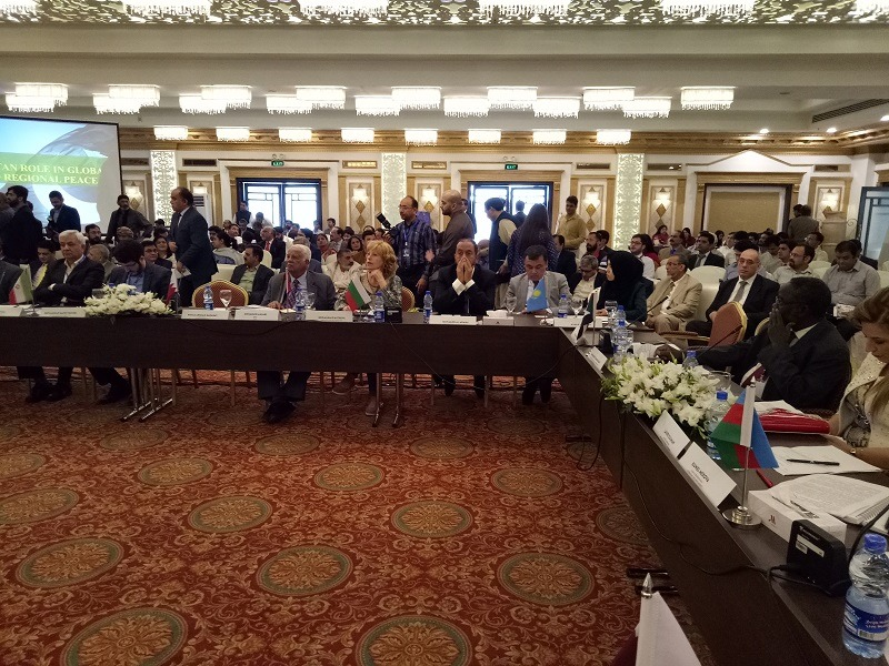Pakistani media is vibrant: Marriyum