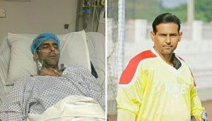 Former Olympian Mansoor Ahmed dies at 49