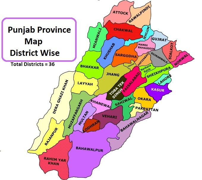 General Elections 2018: Download National Assembly Constituencies