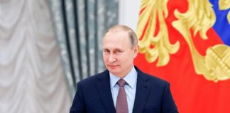 Vladimir Putin assumes reign of Russia as president for fourth time