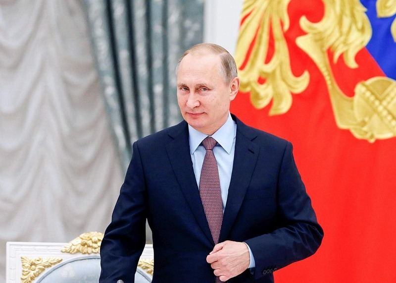 Putin to visit Kyrgyzstan on March 28