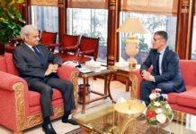 Azerbaijan hails Pakistan's support for its position on Nagorno-Karabakh