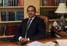Ashtar Ausaf resigns as Attorney General