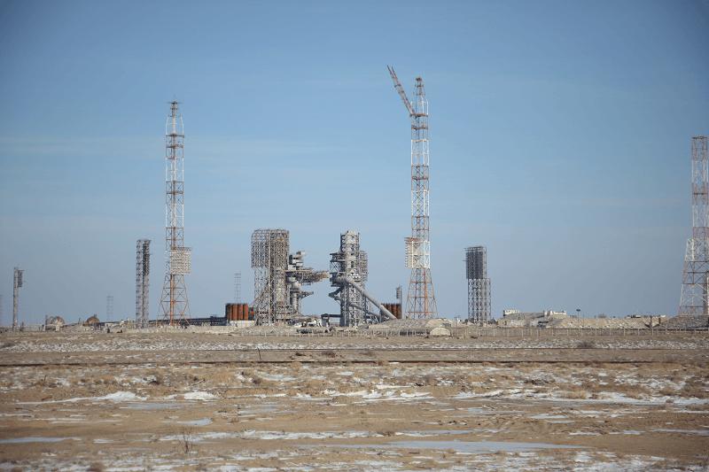 Baikonur cosmodrome celebrated 63rd anniversary