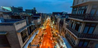 Peshawar Cultural Heritage Trail & Food Street open for public