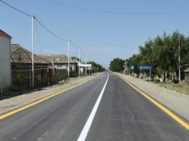 President Ilham Aliyev inaugurated the Dalimammadli-Muzdurlar-Girigli highway