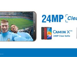 TECNO Camon X & X Pro Buzzing in Pakistani Market