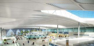 Tashkent International Airport replenished with new terminal