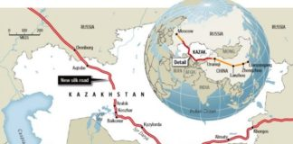 Kazakhstan will complete its part of One Belt- One Road in 2018