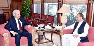 PM reassures Pakistan's support for Afghan-owned, Afghan-led peace process