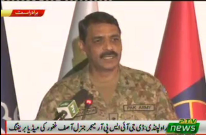 Pakistan Army will facilitate Election Commission of Pakistan to conduct General Elections 2018