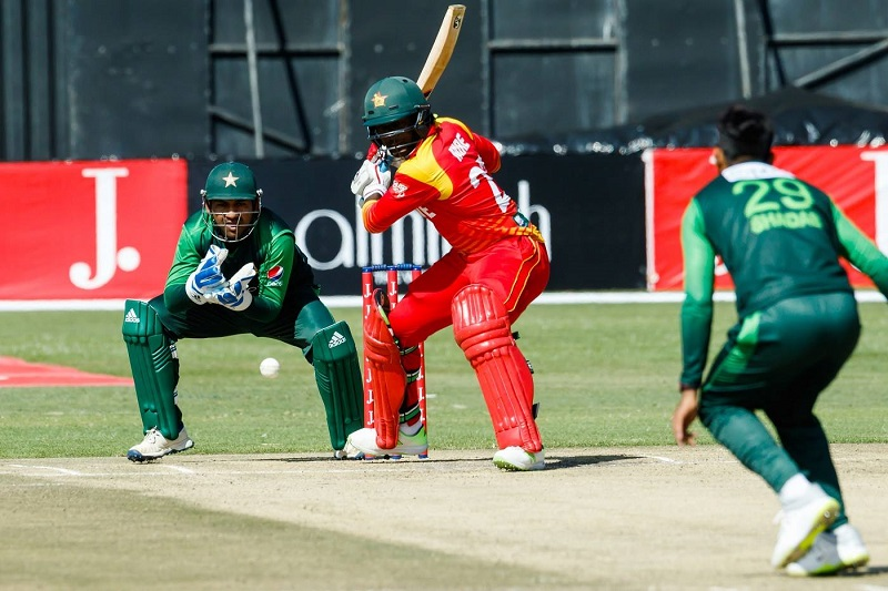 Solomon Mire Out Of Zimbabwe's 5 ODI Series Against Pakistan