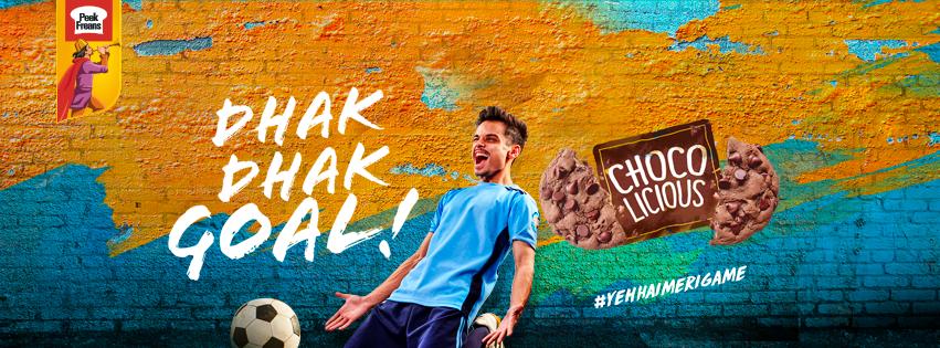 "Peek Freans Chocolicious Showcases Real Spirit of Football in Pakistan with ""Dhak Dhak Goal"""