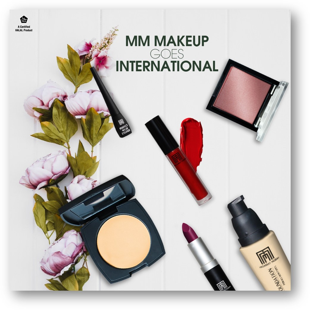 MASARRAT MAKEUP LAUNCHES IN THE USA
