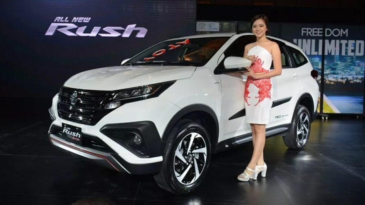Toyota Rush Price And Launch Date In Pakistan Revealed