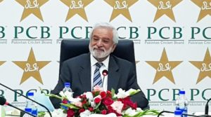 Ehsan Mani elected as Chairman PCB