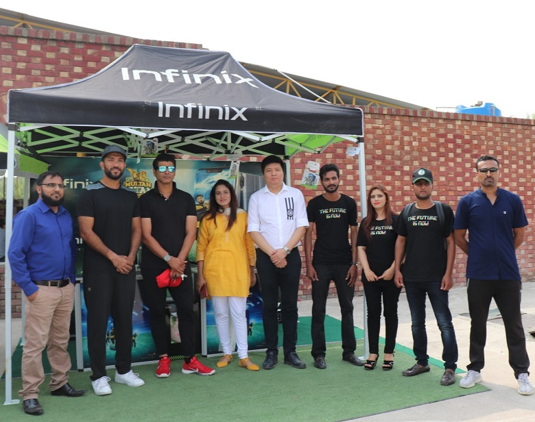 Star-studded 'Infinix Kay Sultans' kicks off in Islamabad