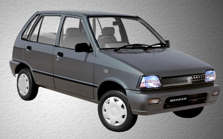 Pak Suzuki Will No Longer Produce Suzuki Mehran After April 2019