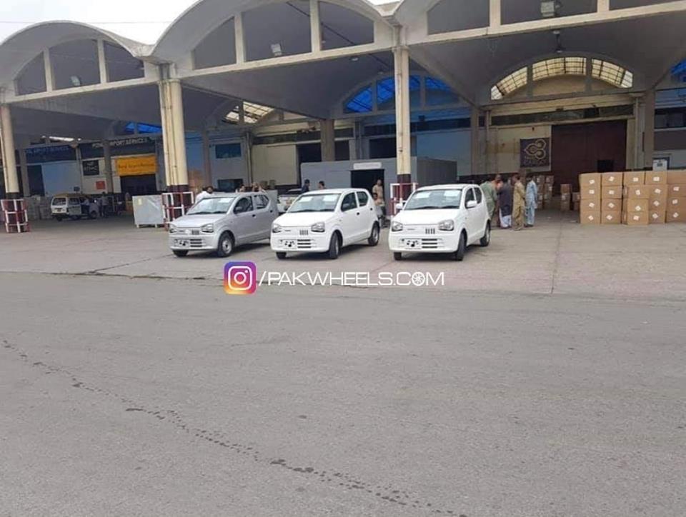 Suzuki 660CC Local Alto Price and Booking in Pakistan