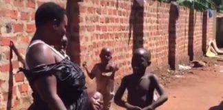 Watch video of 40 years old Mariam Nabatanzi who gave birth to 44 children