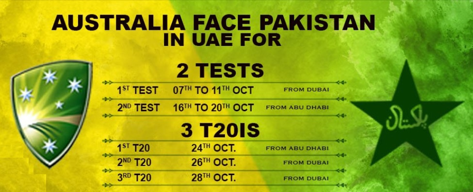 PTV Sports Live Streaming Pakistan vs Australia First Test