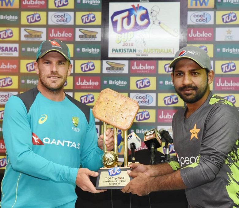 Pakistan vs Australia live on PTV Sports - Cricket Streaming