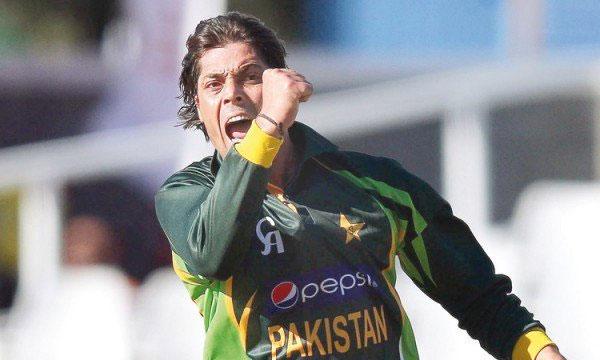 Pakistani Cricketers Anwar Ali