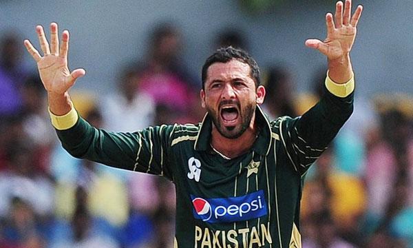 Pakistani Cricketers Junaid Khan
