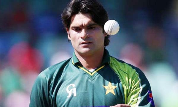 Pakistani Cricketers Muhammad Irfan