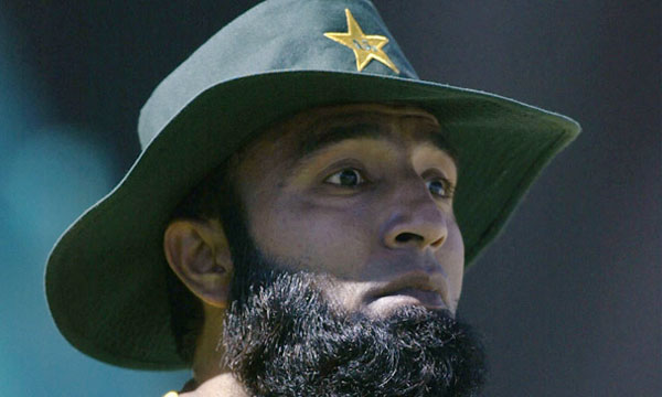 Pakistani Cricketers Saeed Anwar