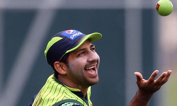 Pakistani Cricketers Sarfraz
