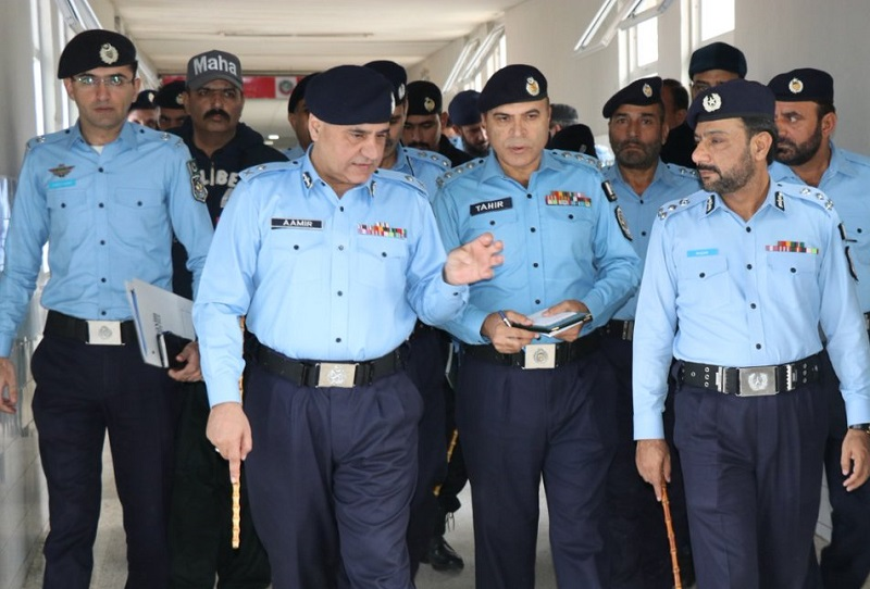 Islamabad Police Encourages Citizens to Lodge Complaints against