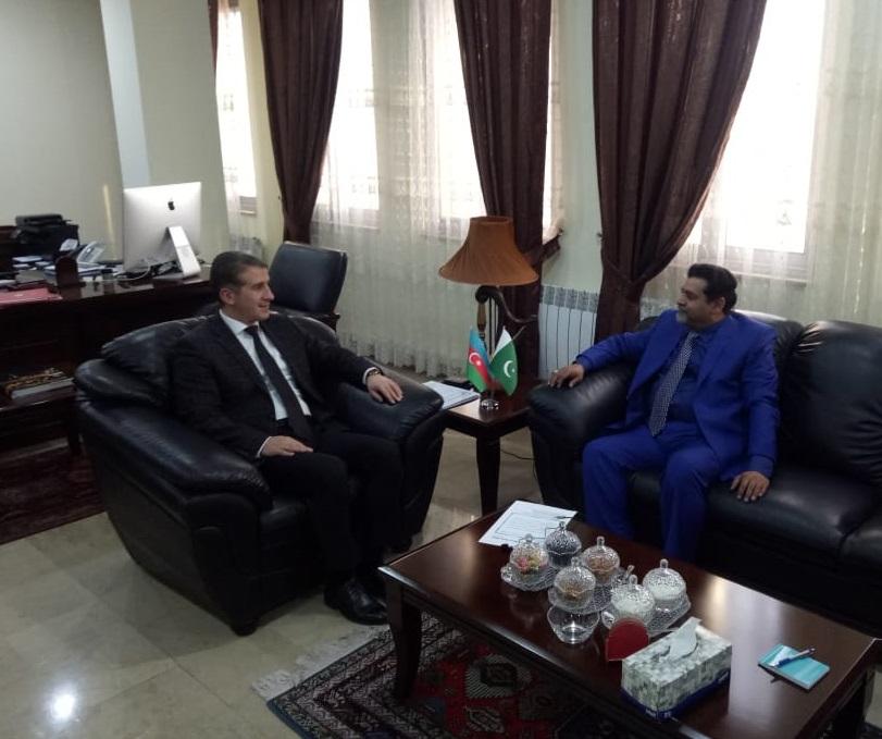Azerbaijan-Pakistan security cooperation enhancing: Ambassador Ali Alizada