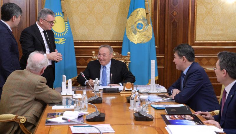 World Trade Center, Astana