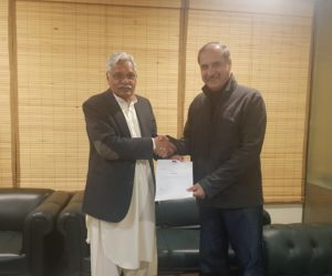 Dr Abdullah Riar appointed as Secretary PTI Office of International Chapters