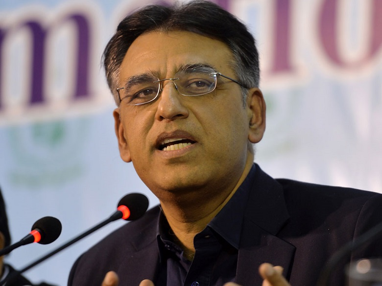 Coronavirus - The Federal Minister for Planning and Development & Chairman National Command and Operation Center (NCOC) Asad Umar has lauded the role played by provinces in controlling the Coronavirus (COVID-19) pandemic. While addressing the meeting of National Command and operation Center at Chief Minister's House in Karachi on Saturday, Asad Umar said that the Coronavirus pandemic in the Country can be controlled with joint efforts of all the provinces. The meeting was hosted by the Sindh Chief Minister Syed Murad Ali Shah, and participated by the NCOC National Coordinator Lt. General Hamood-uz-Zaman and the Chief Secretary Sindh. Asad Umar said that holding meetings of the National Command and Operation Center in provinces is aimed at further improving the performances. The minister said that the federal government in cooperation with provinces is working and shaping guidelines to contain the spread of Coronavirus. In his remarks on the occasion, the Sindh Chief Minister Murad Ali Shah said that selective lockdown is being carried out in hot spot areas against spread of Coronavirus in the provinces and two separate hospitals for treatment of corona patients have been established in Karachi. Murad Ali Shah said that the sale and purchase of sacrificial animals in the streets have been banned in Sindh.