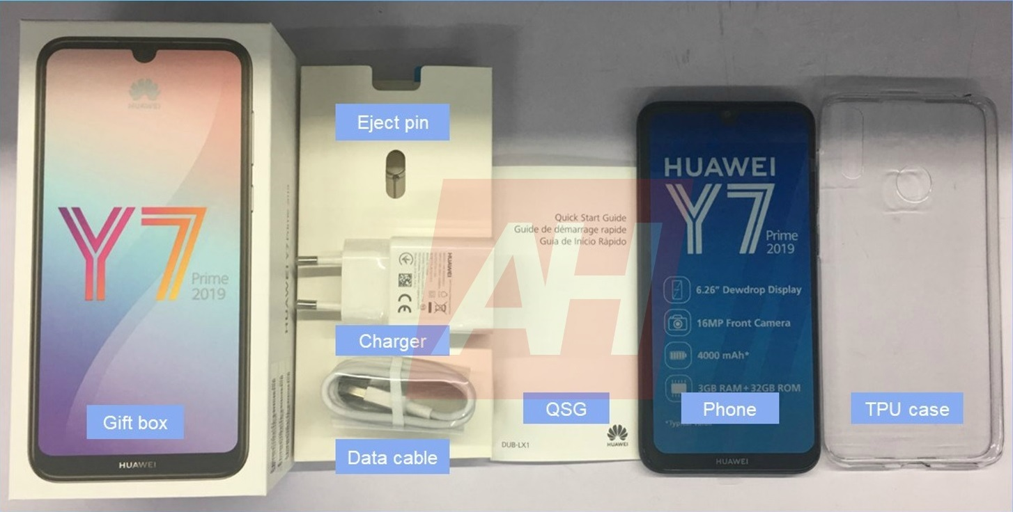 Huawei Y7 Prime 2019 hands on review and Price in Pakistan